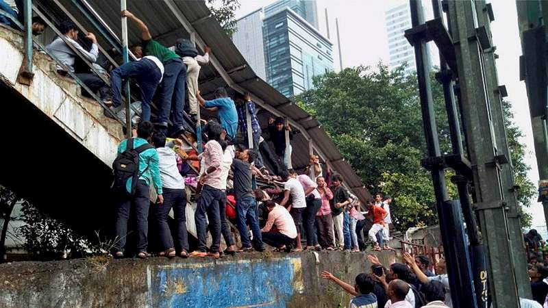 Mumbai Stampede: Reports of dying woman being molested untrue, says police