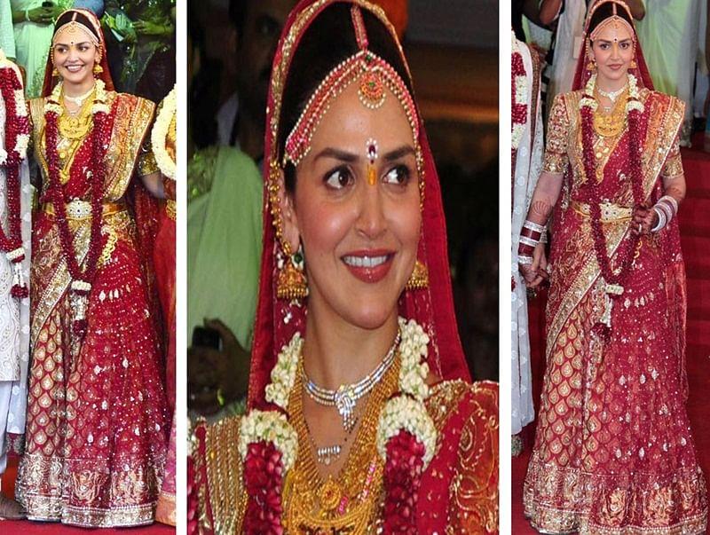 Aishwarya Rai to Soha Ali Khan: 10 Bollywood actresses and the adorable jewellery they wore on wedding day