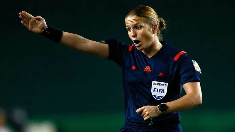 FIFA U-17 World Cup 2017: Esther Staubli set to become first female to officiate a men's match