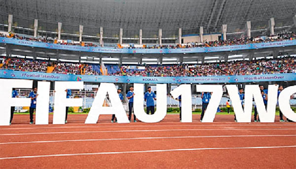 IFA U-17 World Cup 2017: India flawlessly organises the mega event,  players display quality on the field