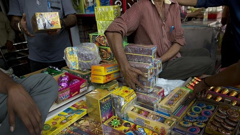 Firecrackers other than green crackers will not be sold in Delhi-NCR: Supreme Court