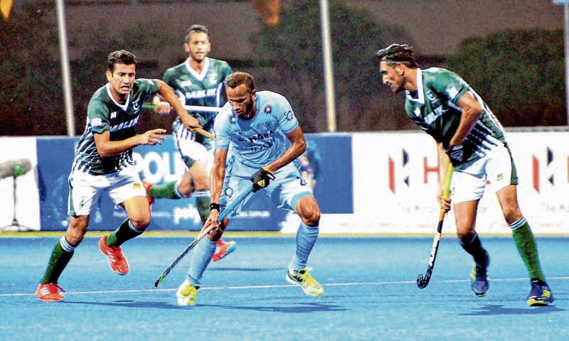 India beat Pakistan to top Pool A in Asia Cup hockey