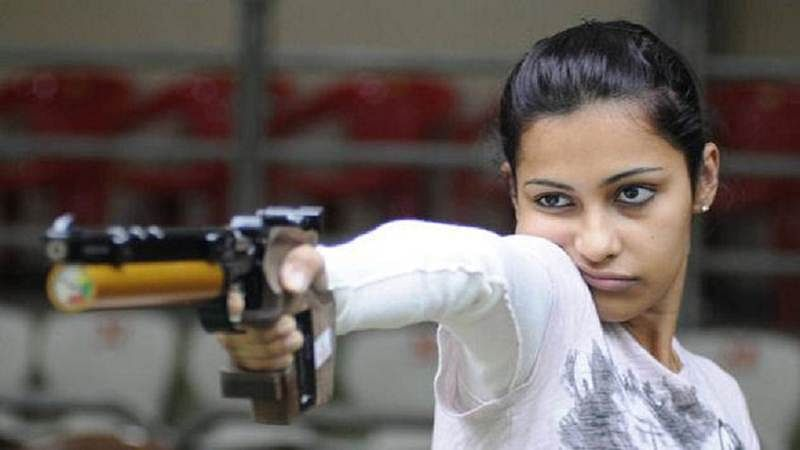 Commonwealth Shooting Championships: Heena Sidhu clinches gold, Deepak Kumar wins bronze