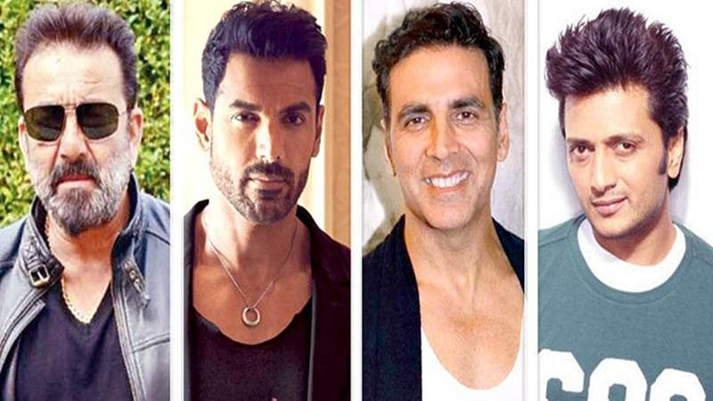 Housefull 4: Sanjay Dutt, John Abraham join the cast along with Akshay and Riteish