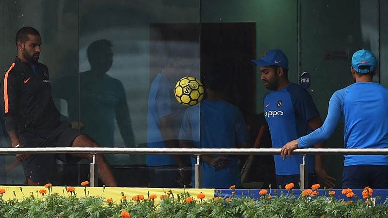 India vs Australia T20 in Ranchi: India's practice session called off