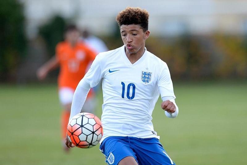 FIFA U-17 World Cup: England hopeful of getting Jadon Sancho's services