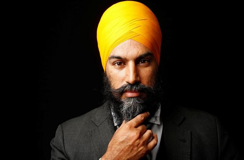 PIO Jagmeet Singh makes history in Canada's House of Common