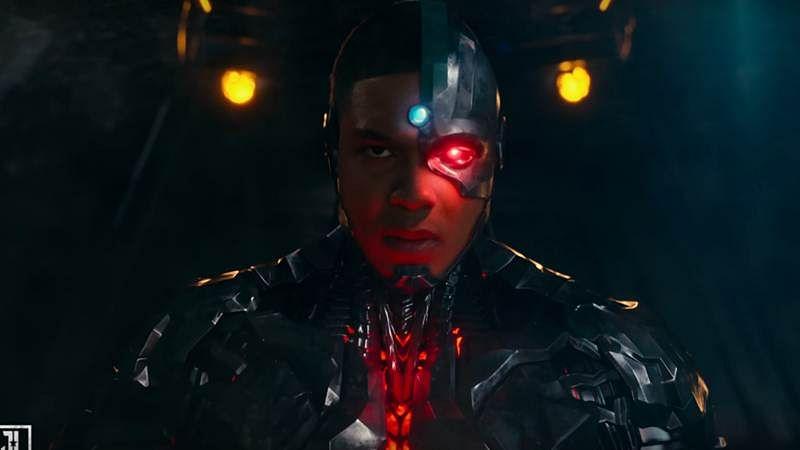 Ray Fisher wants standalone Cyborg movie