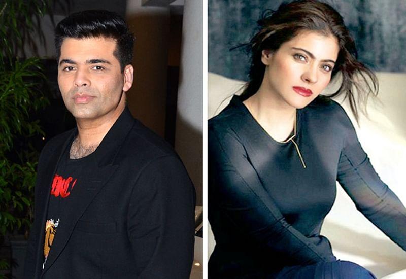 Karan Johar regrets talking about his fallout with Kajol in public