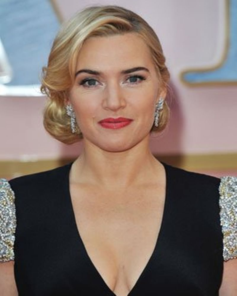Kate Winslet refuses to discuss Woody Allen's alleged sexual misconduct