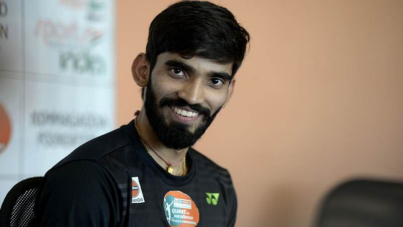 India's Kidambi Srikanth becomes World No 1 in badminton rankings