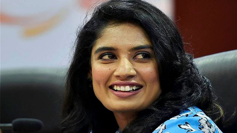 I would love to wear diamonds any day, says Mithali Raj