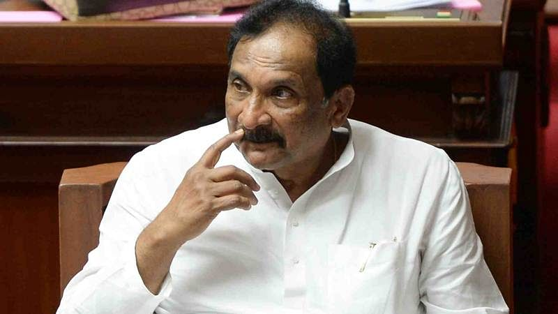 MK Ganapathy suicide case: Karnataka BJP demands K J George's resignation