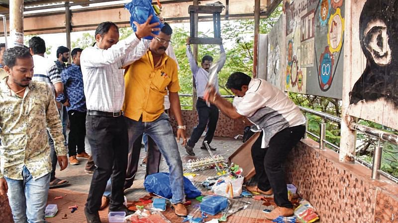 Thane police not to take any coercive action against MNS worker
