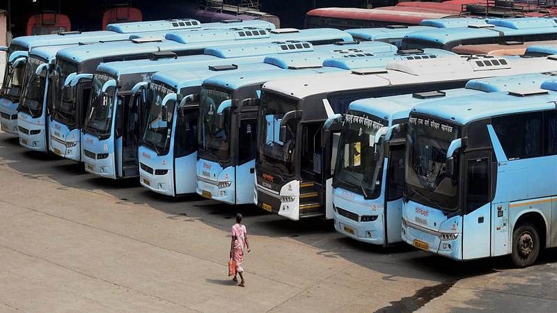 MSRTC Strike: Staff demands implementation of 7th pay commission