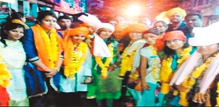 Ujjain: NSUI emerges victorious in 3 Dewas colleges