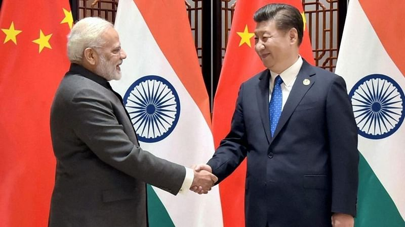 Narendra Modi congratulates Xi Jinping, hopes to promote India-China ties