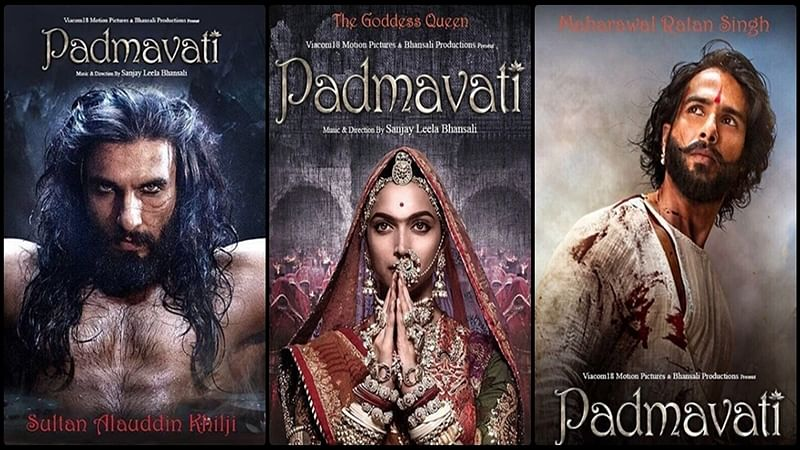 Padmavati Row: SC dismisses PIL to stall release of the film outside India