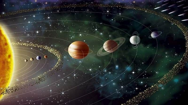 NASA finds miniature version of our solar system with 8 planets just like ours