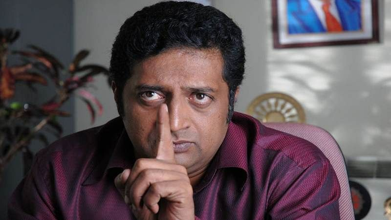 South actor Prakash Raj lashes out at PM Modi, calls him a bigger actor than him