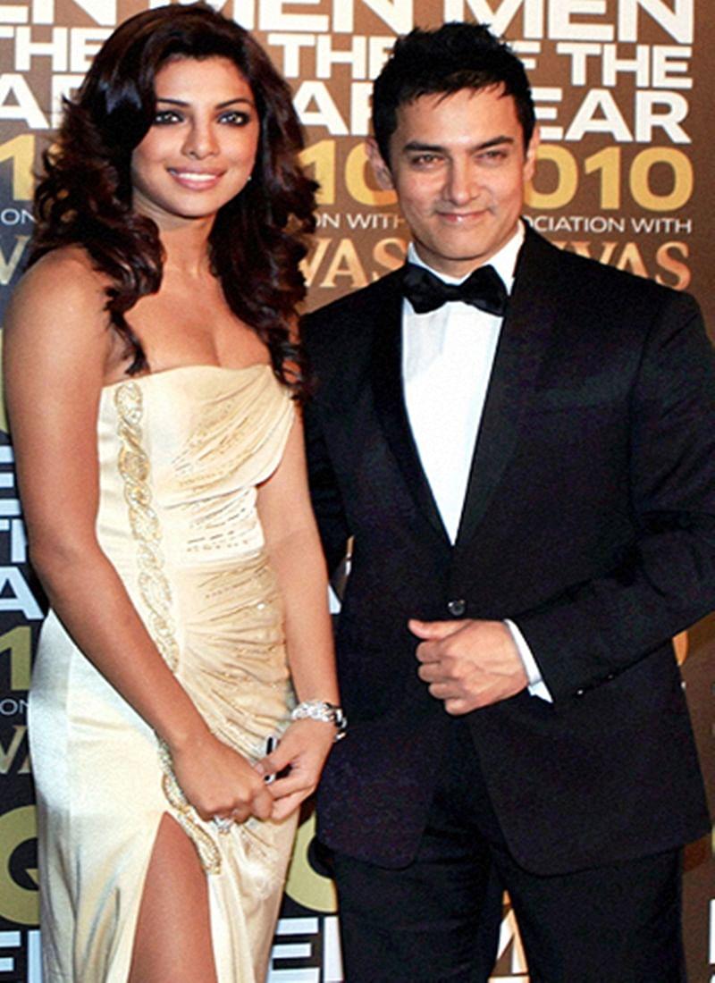 It's Official! Priyanka Chopra to work with Aamir Khan in Rakesh Sharma Biopic