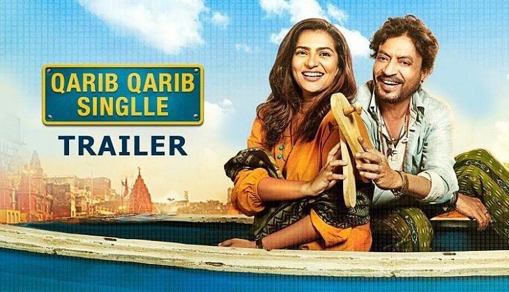 'Qarib Qarib Singlle' trailer: Irrfan Khan and Parvathy's rom-com journey