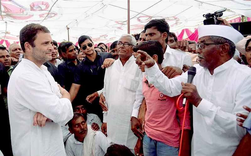 Rahul Gandhi on two-day Rajasthan visit, will address farmers' meetings
