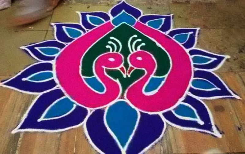 Here are 16 amazing rangoli designs that will leave you spellbound