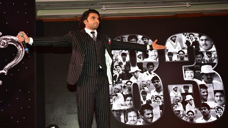 5 Things that Ranveer Singh revealed whilst prepping for his film on 1983 World Cup win