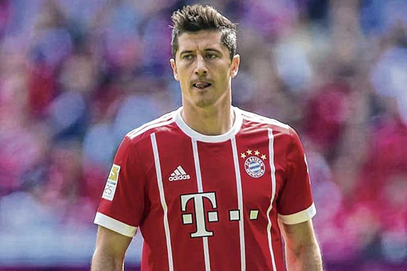Lewandowski sidelined: Bayern aware of serious striker problem