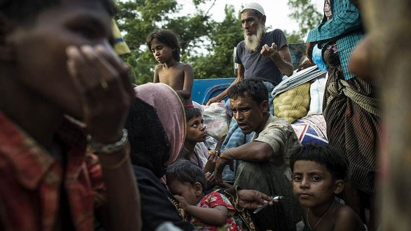 Supreme Court to hear Rohingya refugees' plea on October 13
