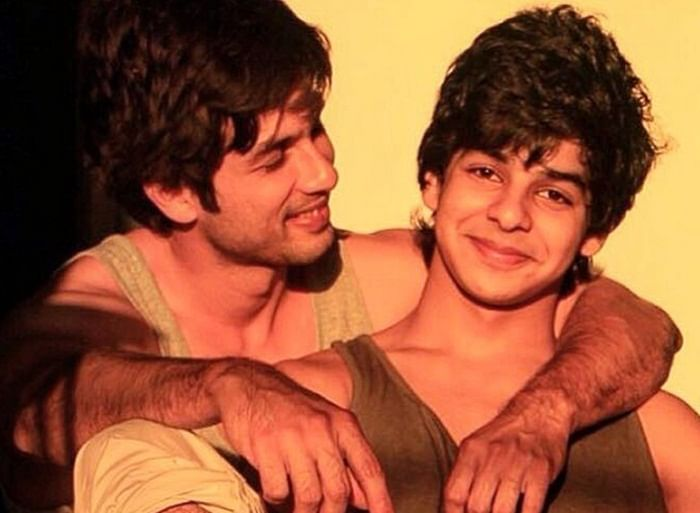 Shahid Kapoor wishes 'good luck' to brother Ishaan for Bollywood debut