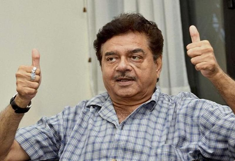 No-confidence motion in Lok Sabha: Shatrughan Sinha will vote against no-trust tomorrow