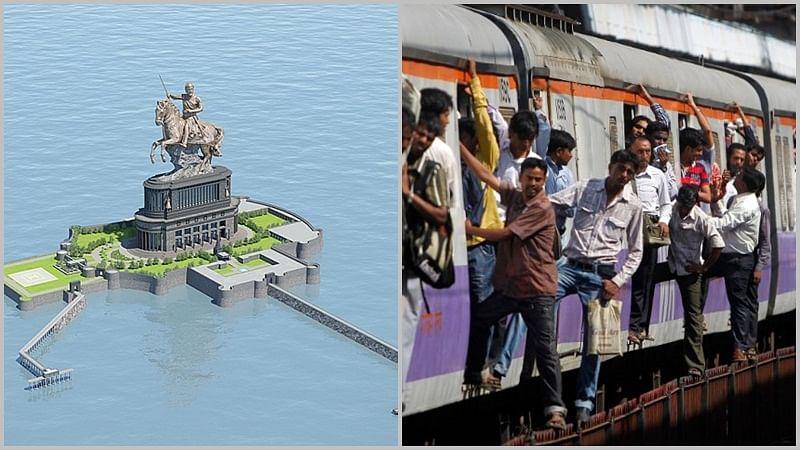 Mumbai: 'Drop Shivaji memorial, focus on betterment of railways' says online petition