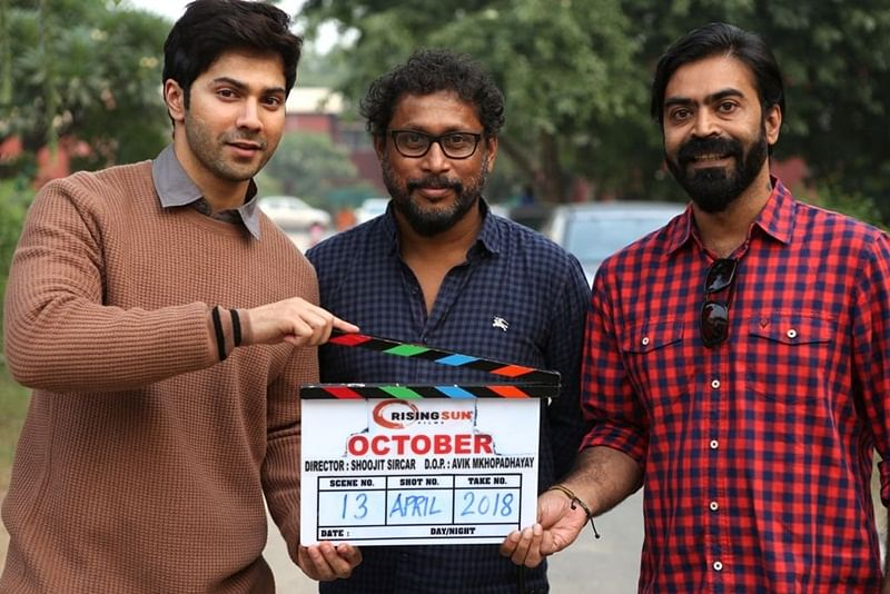 Varun Dhawan's 'October' gets release date; check out here