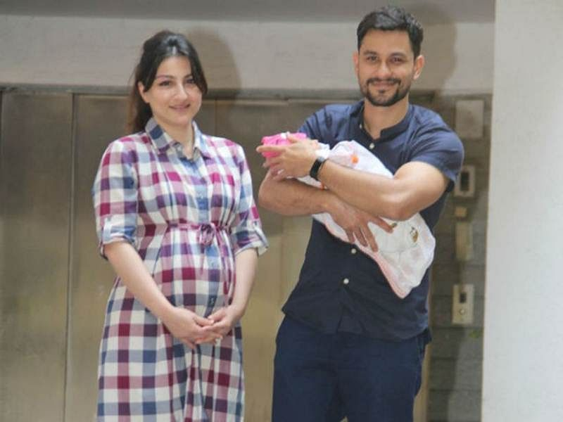 Revealed! Kunal Kemmu talks about fatherhood, Soha and their baby Inaya