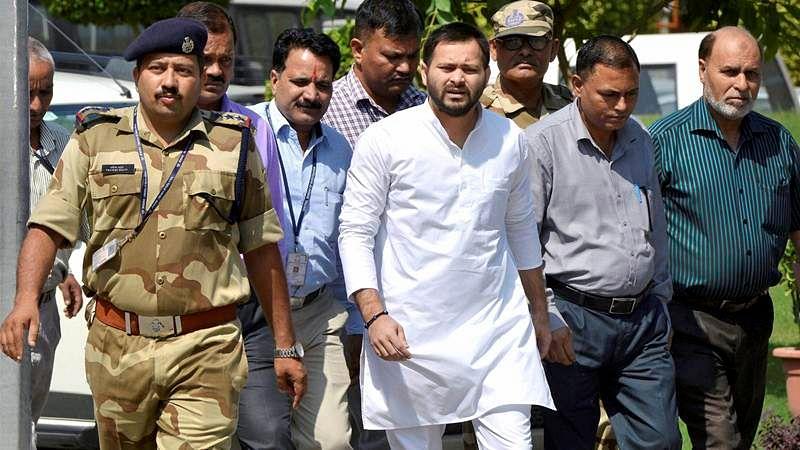 IRCTC hotel scam: Tejashwi Yadav appears before CBI