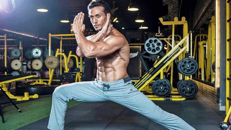 OMG! Tiger Shroff plays a father to a little girl in Baaghi 2