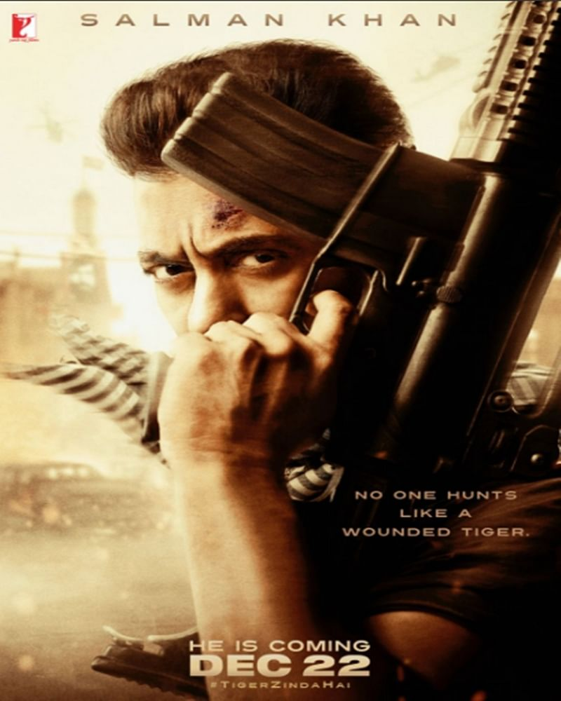 First look of 'Tiger Zinda Hai' is Salman Khan's Diwali treat for fans; like it?