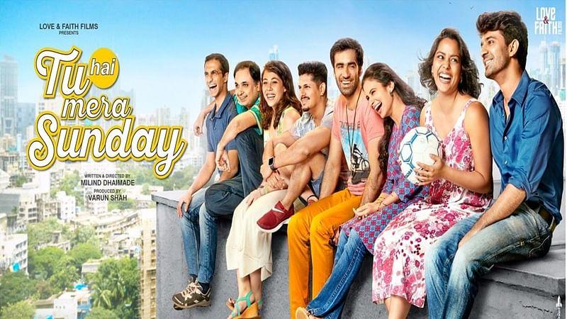 'Tu Hai Mera Sunday' Movie Review: A unexpectedly moving sunshine film