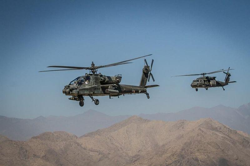 US airstrikes kill 11 ISIS-Khorasan terrorists in Afghanistan