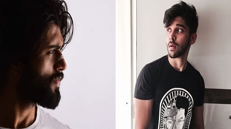 WOW! Vikram's son Dhruv to star in 'Arjun Reddy' remake