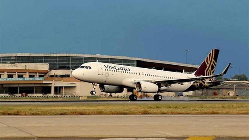 Vistara goes global with Singapore flights