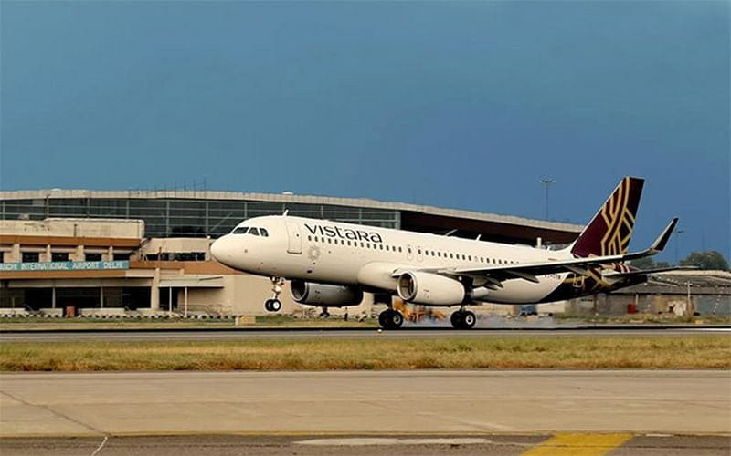 Vistara offers low fares starting at Rs 1,149 in its `Festival of Lights' sale