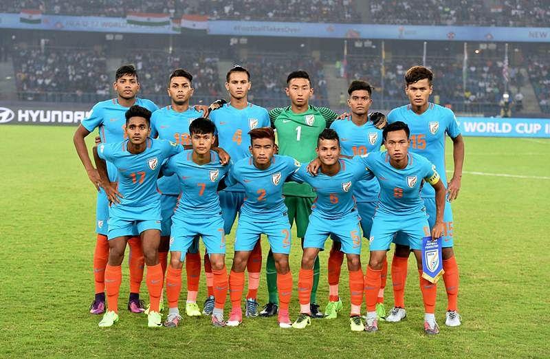FIFA rankings: India climbs three spots to re-enter top 100