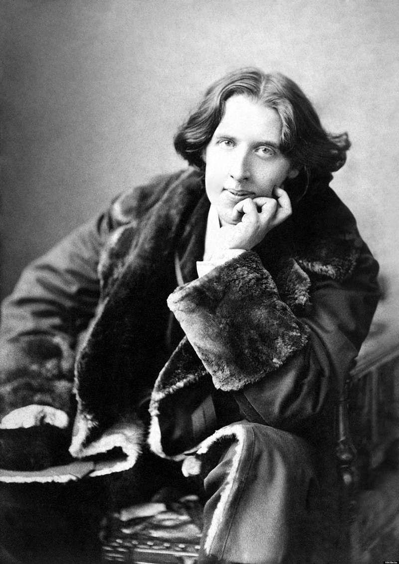 Celebrating Oscar Wilde, the iconic writer