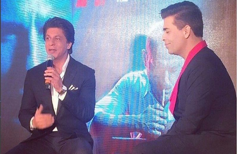 Wanted to be a part of 'Itteaq' as actor, says Shah Rukh Khan