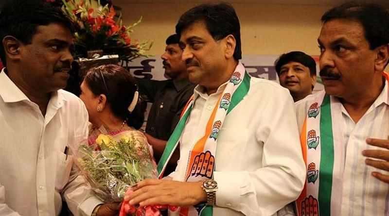 Mumbai: Ashok Chavan ridicules net placed at Mantralaya to prevent suicides