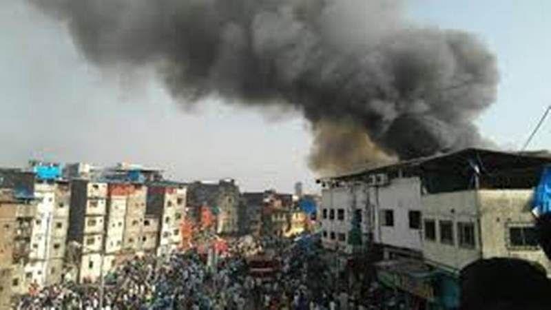 Mumbai: Bandra railway booking office shut after devastating slum fire