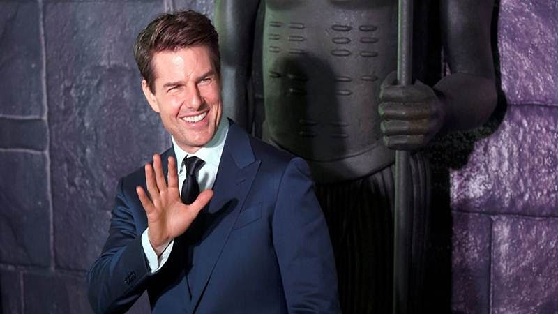 Tom Cruise is Pioneer of the Year